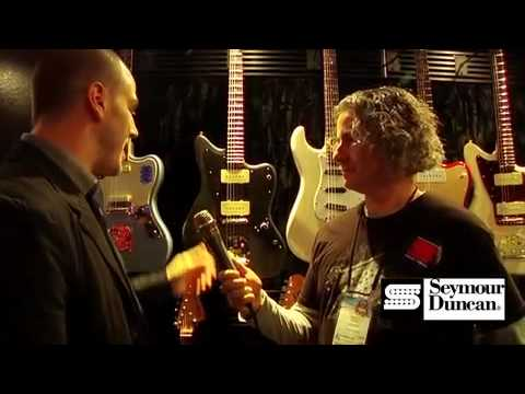 NAMM 2010 - Guitars That Come Stock With Seymour D...