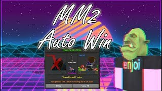 Roblox: MM2 SCRIPT INFINITE COINS AFK AND AUTO WIN