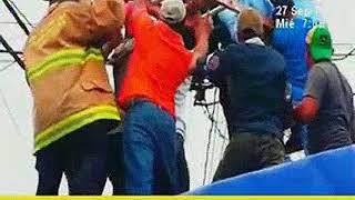 Trabajador murió por descarga eléctrica en Juigalpa