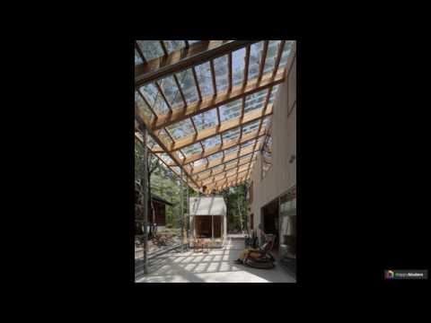 Терраса из поликарбоната, пристроенная к дому (53 фото): варианты размещения и о