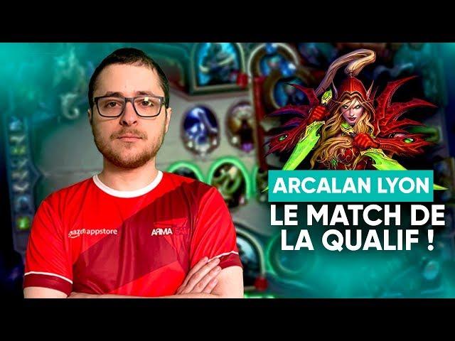 LE MATCH DE LA QUALIF ! ▶ UN33D VS LOGIIQQ - ARCALAN ROUND 6