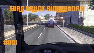 Euro Truck Simulator 2: GOLD EDITION [HD] #001 - Erste Fahrt - Let