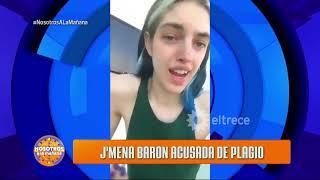Jimena Barón acusada de plagio por su polémica canción