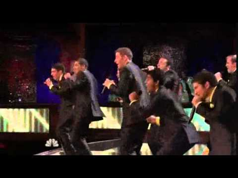 6th Performance - The YellowJackets - Billy Joel Medley - Sing Off - Series 3
