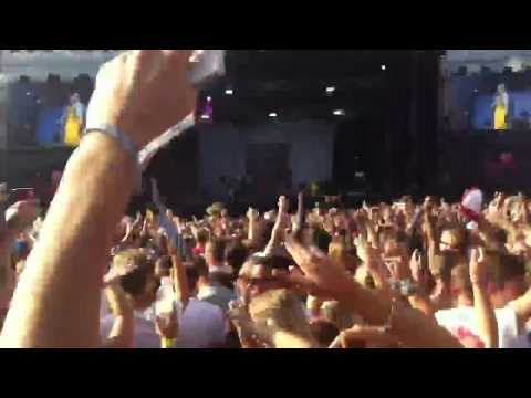 "V Festival Chelmsford 2013 - Rudimental ""Waiting All Night"""