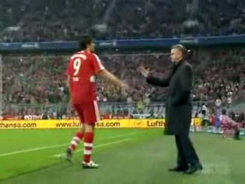 Toni Kroos´ debut for Bayern Munich