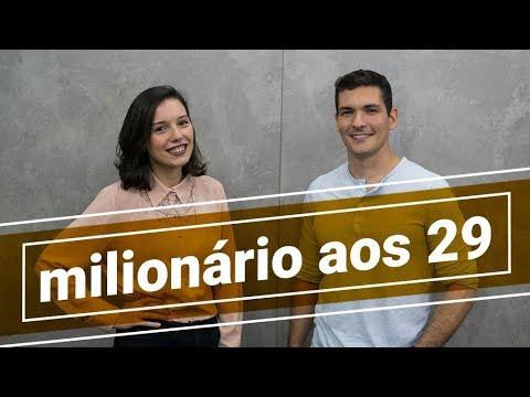 Bruno Perini conta como conquistou seu primeiro milhão aos 29 anos