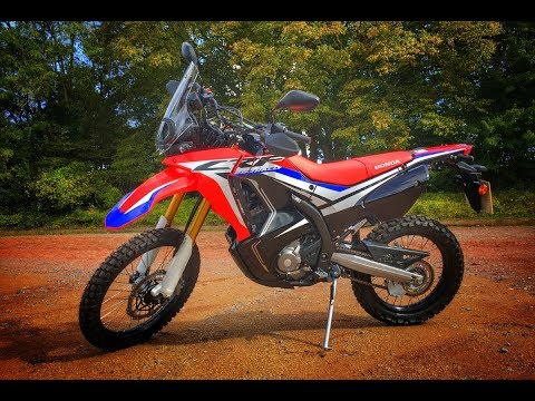 2017 Honda CRF250 Rally Review