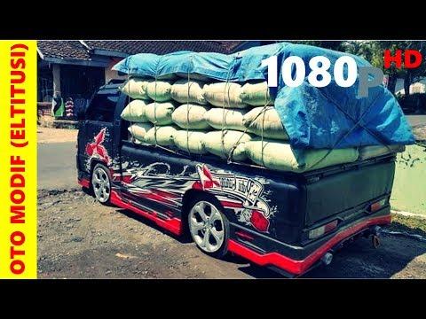 Modifikasi Mobil Pick Up L300 Bos Muda Gabah Sport Simple ~Owner @gilanghanzani 609rbx ditonton