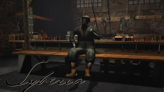 Syberia Walkthrough - Oscar's Feet - Valadilene (Part 3)