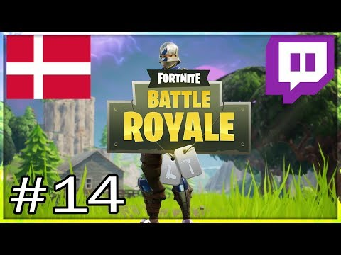 Danske Fortnite Highlights #14 | FT. MarckozHD, Alloush, Quito og Flere