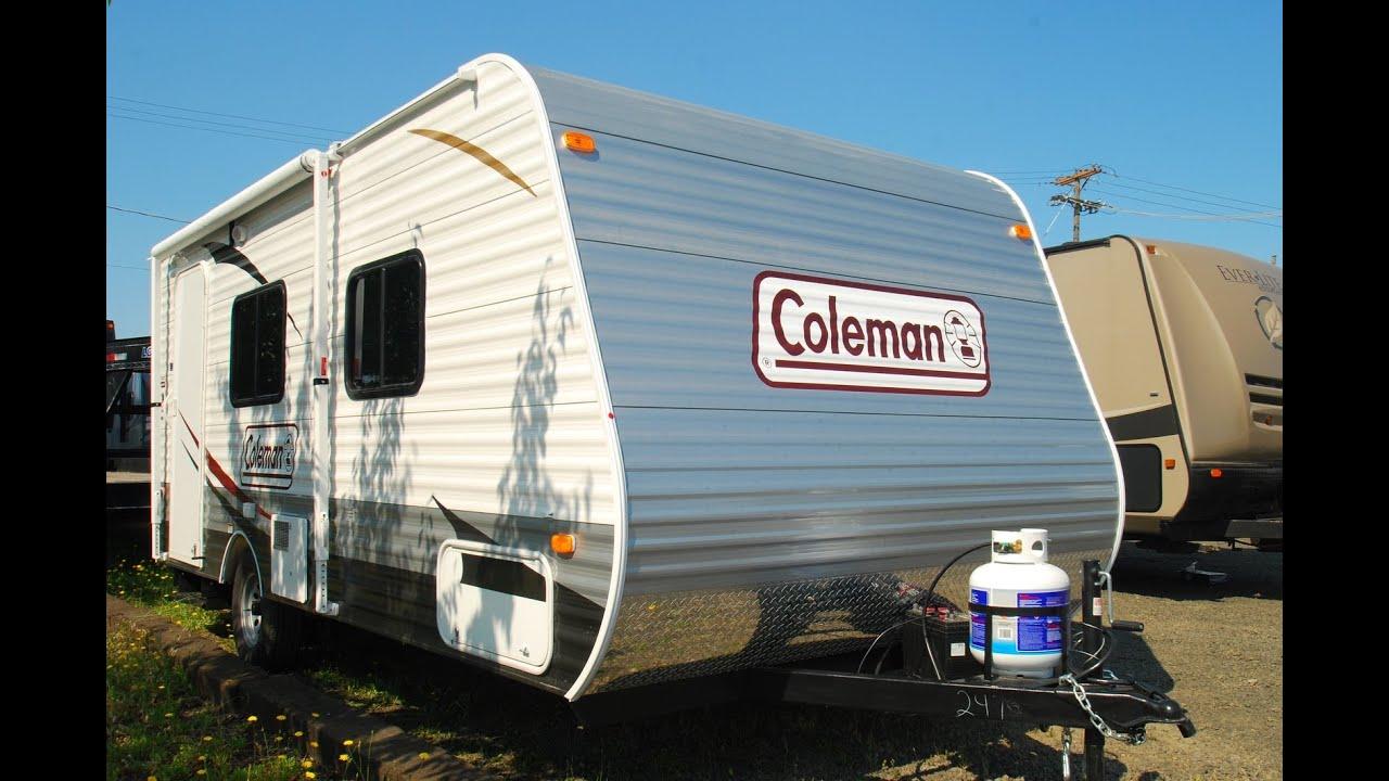 Coleman Travel Trailer  Ft
