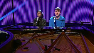 Darragh Smith and Stephanie Sarpong Perform 'Say Something' | The Ray D'Arcy Show | RTÉ One