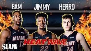 Jimmy Butler, Bam Adebayo & Tyler Herro ARE THE FUNNIEST TRIO IN THE NBA 🤣  | SLAM Cover Shoot