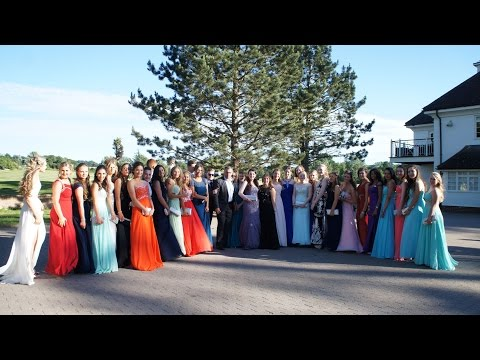 Year 11 Chingford Foundation School Prom Video [Class of 2009 - 2014]