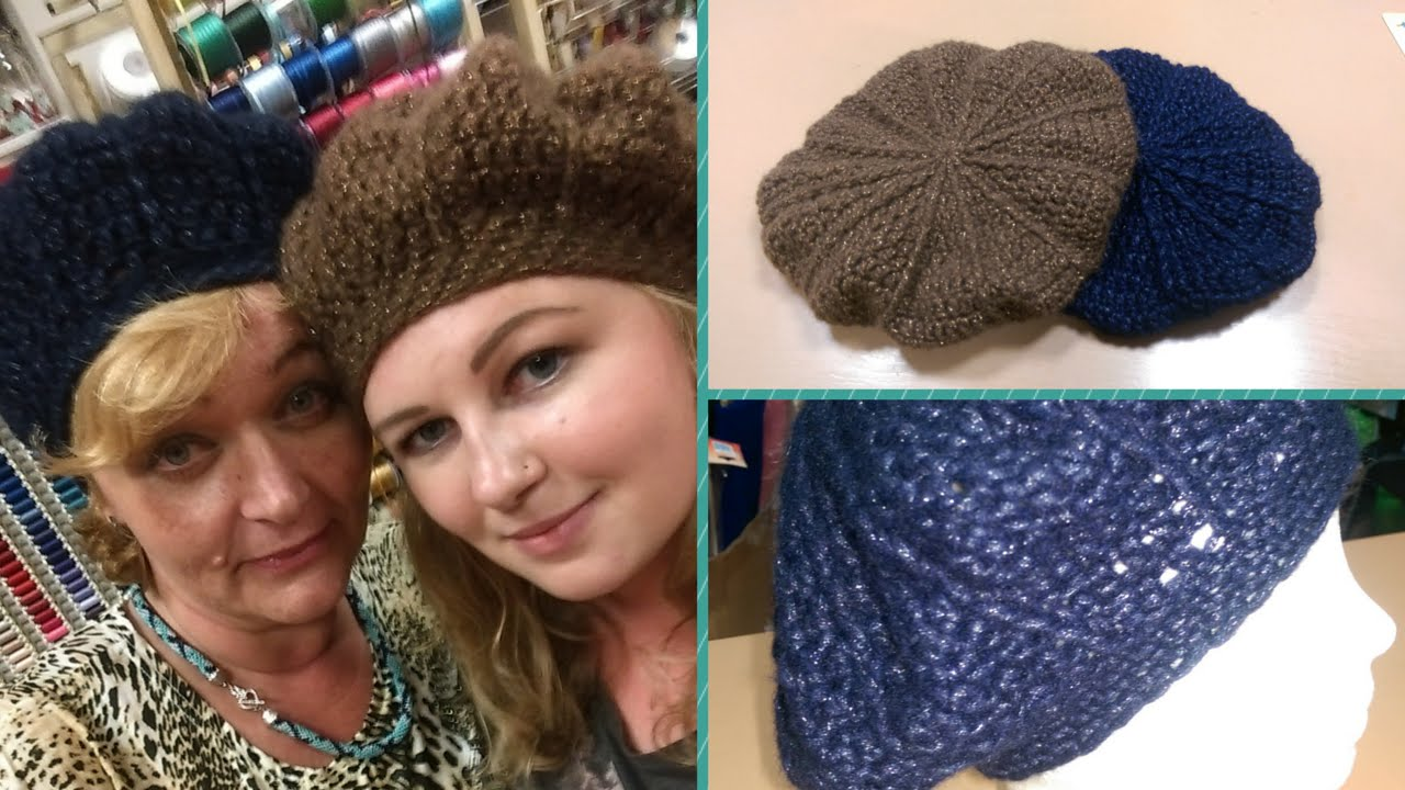 Basco Semplice Alluncinetto Double Face Tutorial How To Crochet