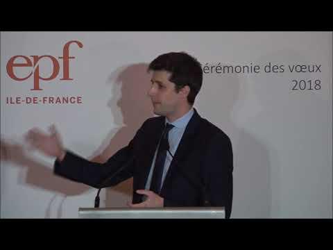 Discours de Julien Denormandie Secrétaire d'Etat auprès du ministre de la Cohésion des territoires