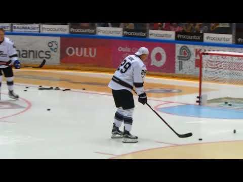 Patrik Laine Liiga Alumni accuracy shooting