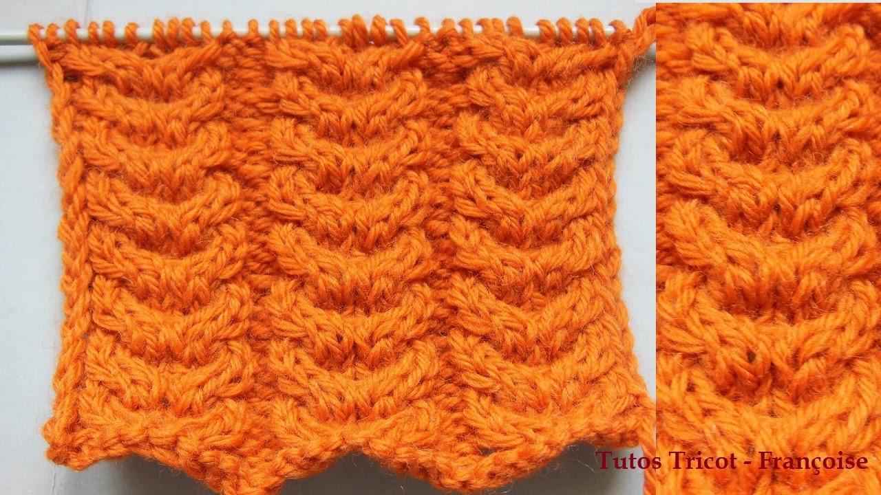 tuto tricot point torsade 8 mailles epi de bl apprendre tricoter une torsade 8 mailles. Black Bedroom Furniture Sets. Home Design Ideas