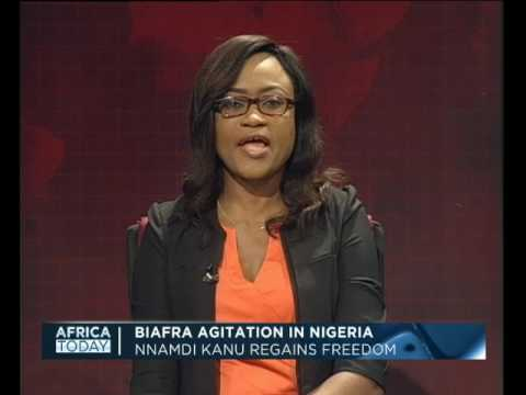 Africa Today|  Biafra agitation in Nigeria | Nnamdi Kanu's release| TVC News