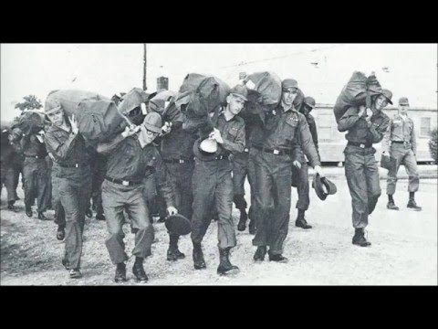 Basic Combat Training 1969, Fort Campbell, KY