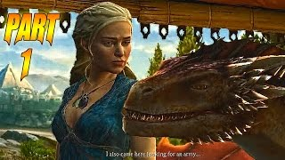 Telltale Game of Thrones Episode 4 Walkthrough: Part 1 - Daenerys! - (PC Gameplay/Playthrough)