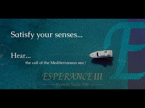 "Esperance III ""Satisfy your senses"""