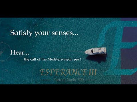 "Esperance III ""Satisfy your senses"""