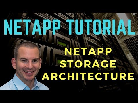 NetApp Storage Architecture Video Tutorial