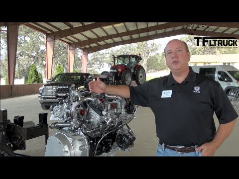 2014 RAM 1500 EcoDiesel 30L Engine Everything You Ever