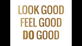 Amanda Bingson shares her morning mantra.