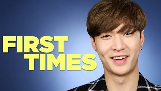 Lay Zhang Tells Us About His First Times Video