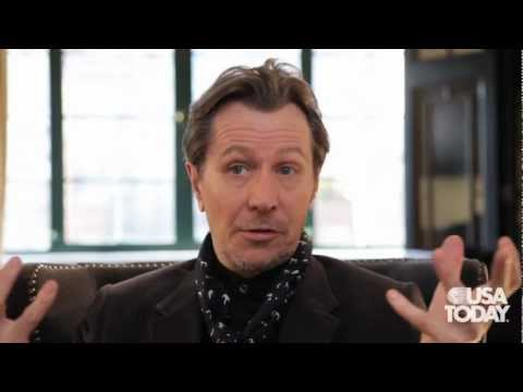 Gary Oldman - Answering five questions