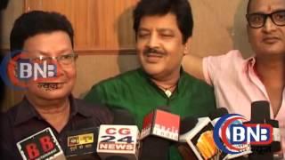 Song Recording & Muhurat Bhojpuri Film A Badman Baboo At Singer Udit Narayan