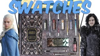 Urban Decay x Game of Thrones Collection | Get Swatched