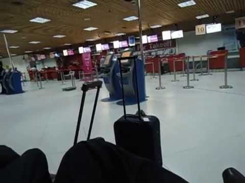 Jomo Kenyatta Intl Airport Nairobi, Kenya: Domestic departures lounge