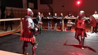 Mistrzostwa w mieczu sportowym i gala Pełnokontaktowych Walk Rycerskich