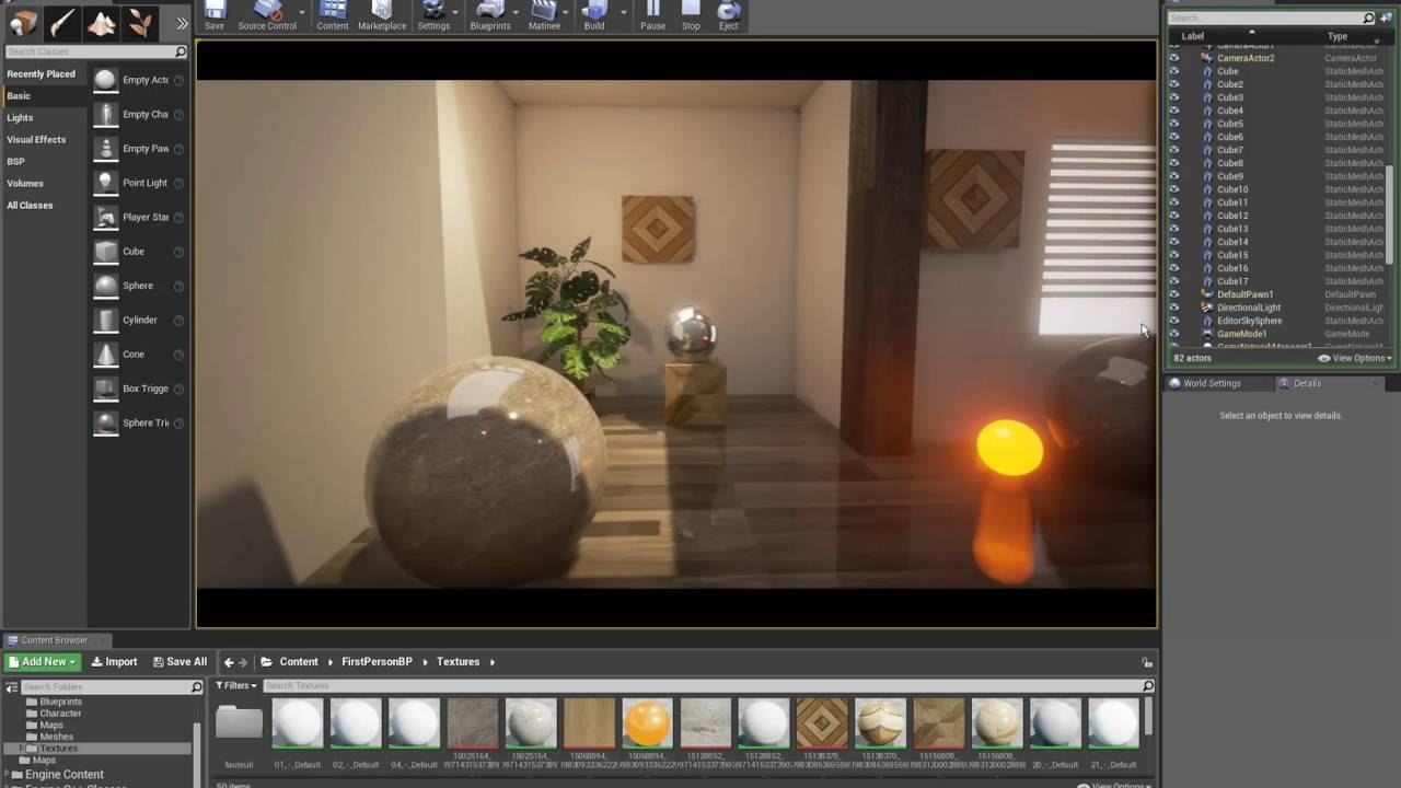 Unreal engine 4 architecture youtube for Unreal engine 4 architecture