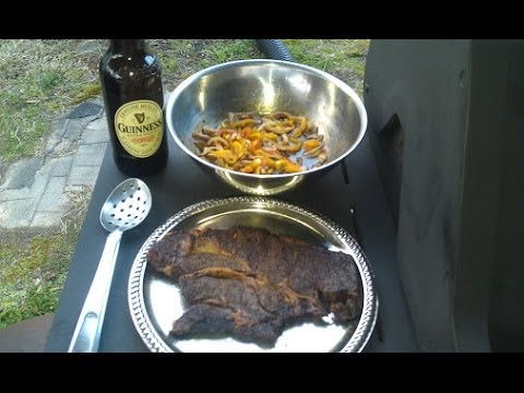 Grilled Guinness Chuck Steak: Ray Mack's Kitchen & Grill