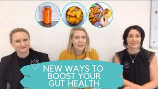 Fermented Foods & Other Ways To Boost Your Gut Health