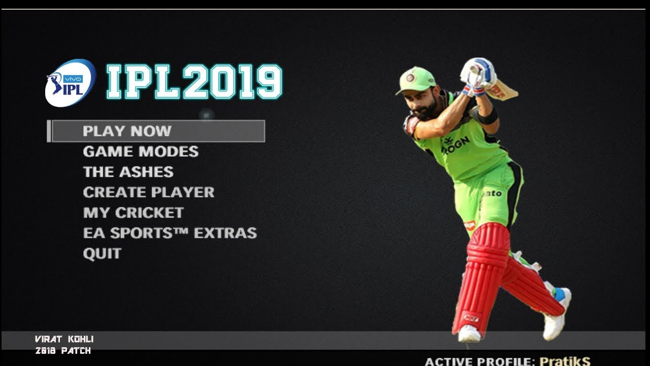 Vivo Ipl 2019 Patch For Ea Sports Cricket 2007 Is Now Released