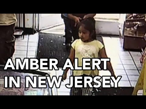 Amber Alert in New Jersey for missing 5-year-old Bridgeton girl