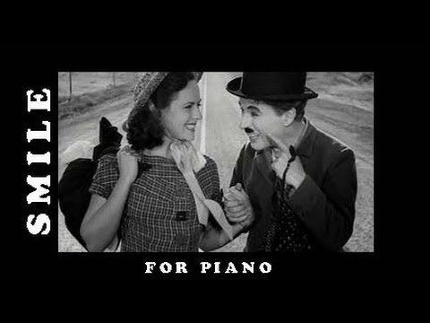 Charlie Chaplin : Smile (piano version) - Riccardo Caramella, piano