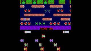 Frogger - Frogger walkthrough in 60 fps - User video
