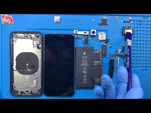 iPhone XR PARAMPARÇA !!! İçinde ne varsa söktük sonra geri topladık !