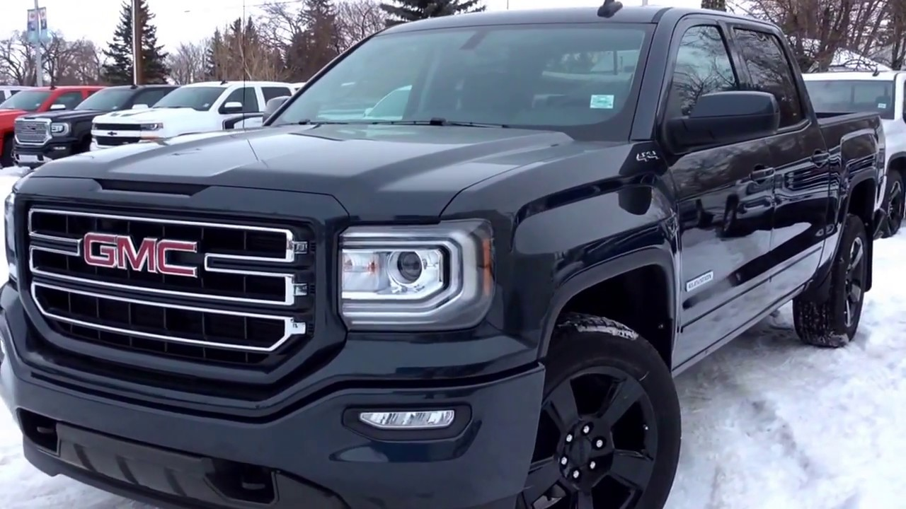 2018 gmc elevation new car release date and review 2018 amanda felicia. Black Bedroom Furniture Sets. Home Design Ideas
