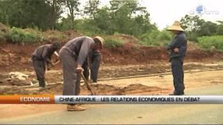 Afrique du Sud : Les relations économiques Chine-Afrique en débat