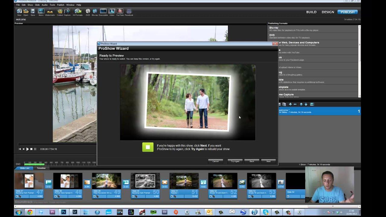 Slideshow software best photo