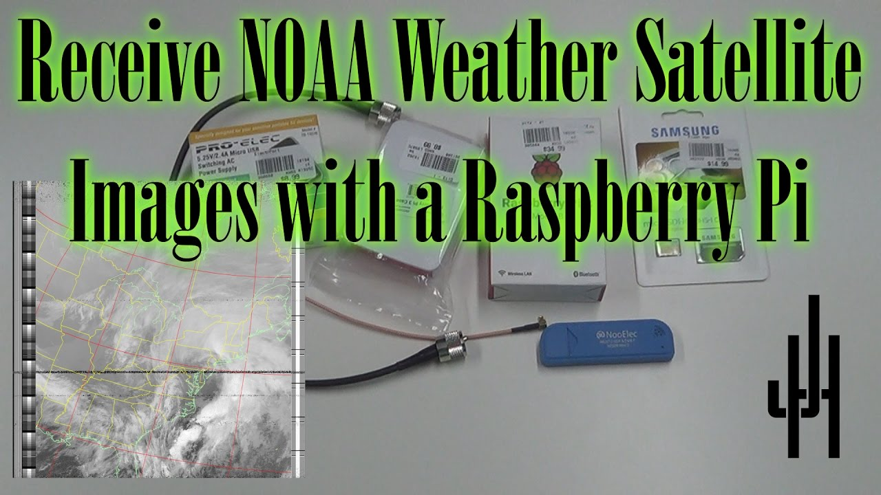 Raspberry Pi NOAA Weather Satellite Receiver: 6 Steps