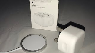 20W Apple Power Adapter (Charger) USB C